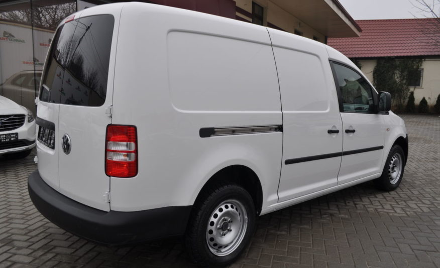2013 VW Caddy Maxi 2.0 Gaz (metan) — Benzin