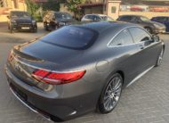 2019 S-Coupe 560 4MATIC AMG