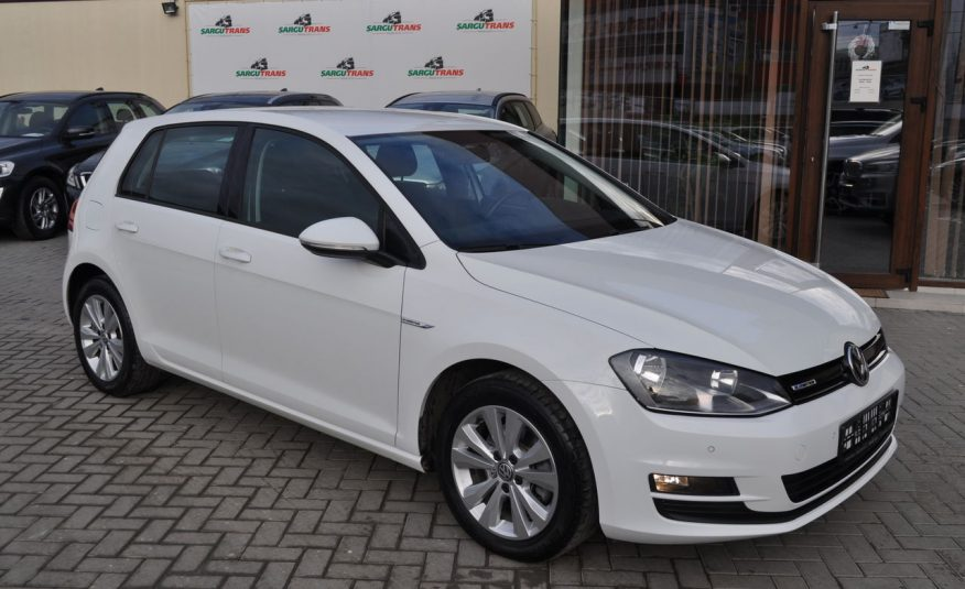2014 VW Golf 7 1.4 TGI BlueMotion