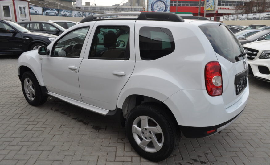 2011 Dacia Duster 1.5d 110hp