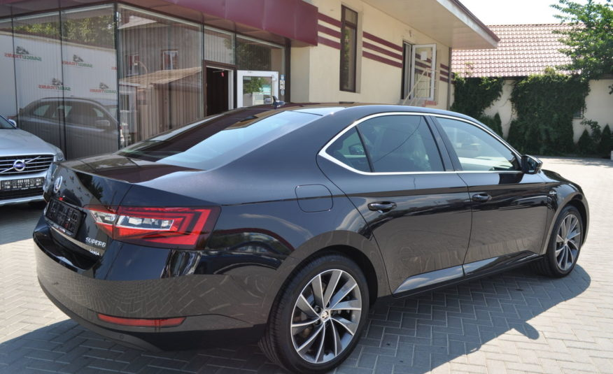 2019 Skoda Superb Laurin & Klement 4×4