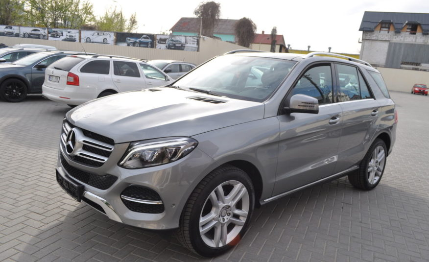 2016 Mercedes GLE 250 4matic
