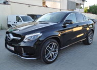 2018 Mercedes GLE Coupe 3.0d 4matic (249hp)