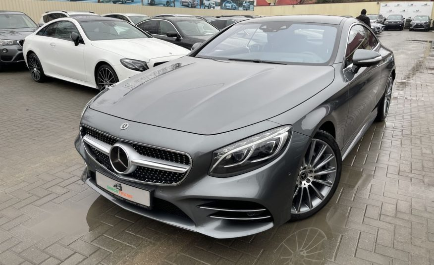 MERCEDES S-COUPE